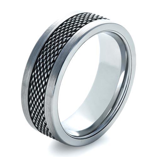 Mens Greek Diamond Ring