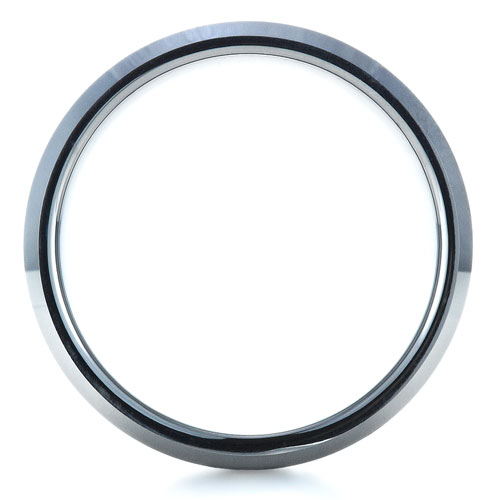 s tungsten and steel ring with cable 1357